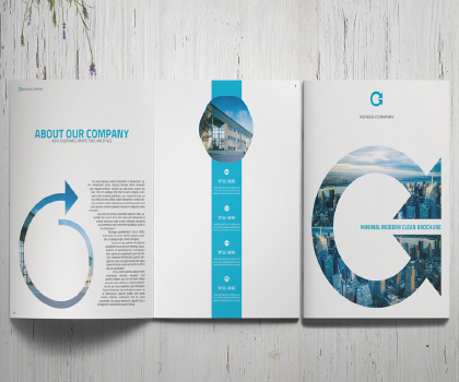 Brochures printing Nairobi